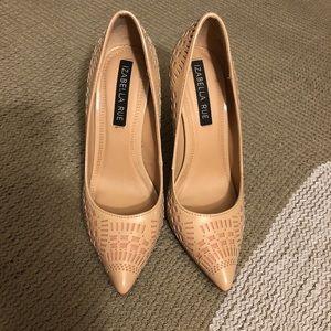 Shoe Dazzle Izabella Rue heels